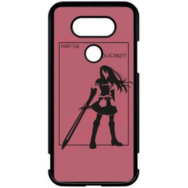 coque lg g5 fairy tail erza scarlett pas cher. Black Bedroom Furniture Sets. Home Design Ideas