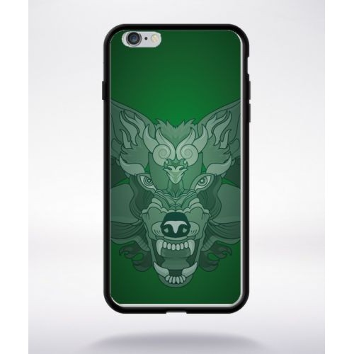 iphone 6 coque loup