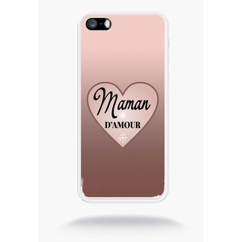 coque iphone 5 amour