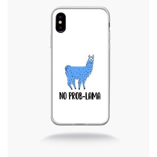 coque iphone x lama