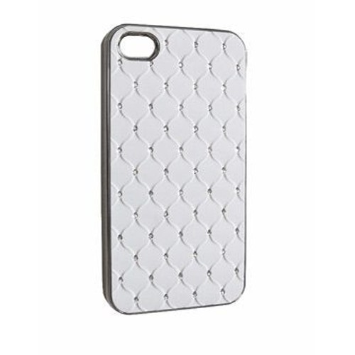 230fe055e49f9 Rakuten Iphone Nzup Coque Blanche Diamond Pas Cher Pour 44s Apple ...