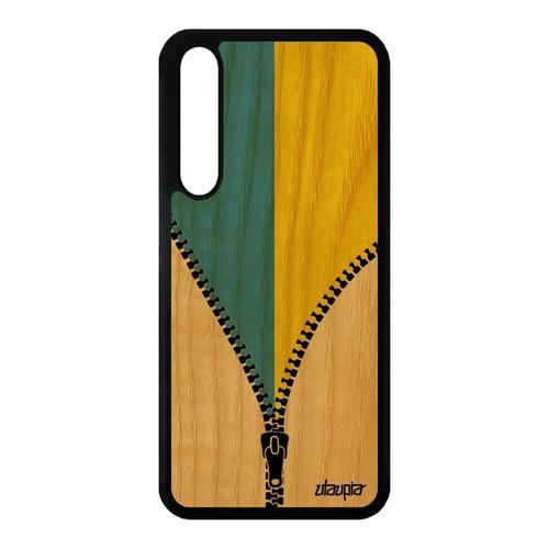 coque p20 pro huawei bois
