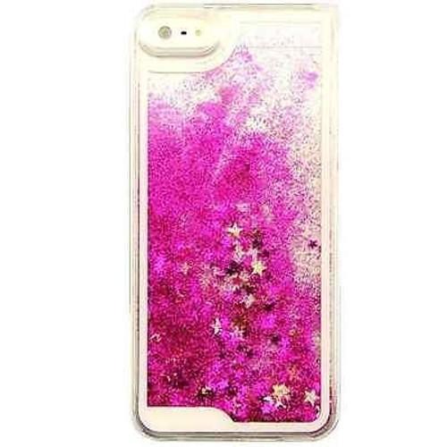 coque iphone 6 paillette liquide