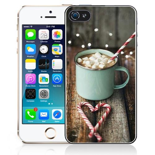 coque pour iphone 4 en chocolat