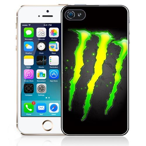 coque iphone 4 monster energy