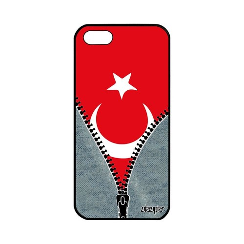 coque drapeau turquie turc silicone iphone 5 5s se 32 go smartphone foot a apple iphone 5 iphone. Black Bedroom Furniture Sets. Home Design Ideas