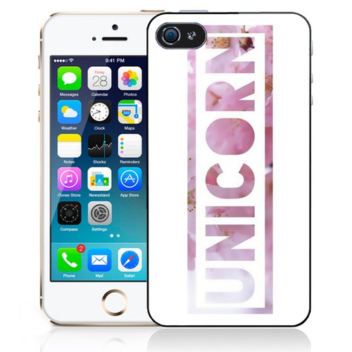 coque iphone 5 unicorn