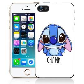 Coque pour iPhone 5C ohana stitch - Accessoires mobiles | Rakuten