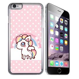 Coque pour iPhone 6 Plus et iPhone 6S Plus licorne kawaii | Rakuten