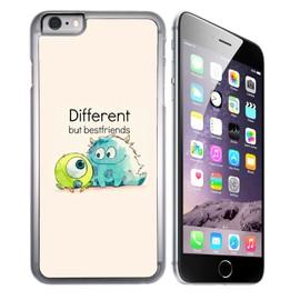 Coque pour iPhone 7 monstre cie best friends
