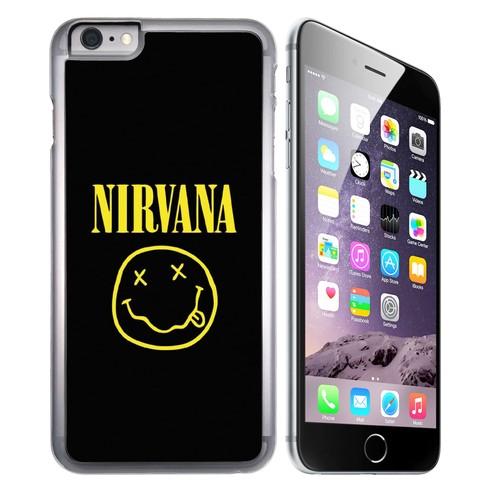 coque nirvana iphone 7