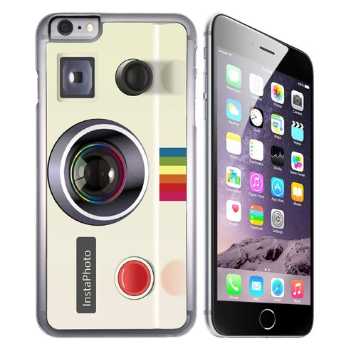 coque iphone 7 plus polaroid