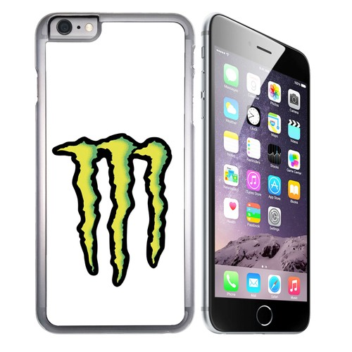 coque iphone 8 monster energie