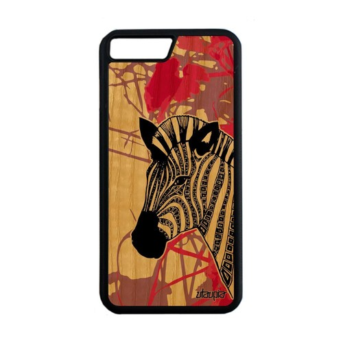 coque iphone 8 zebre