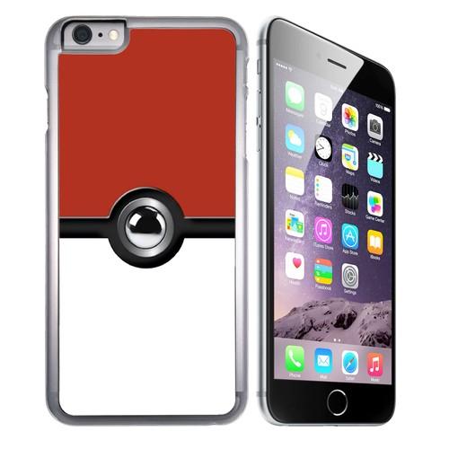 coque iphone 8 pokeball