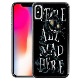 coque iphone x alice au pays des merveilles