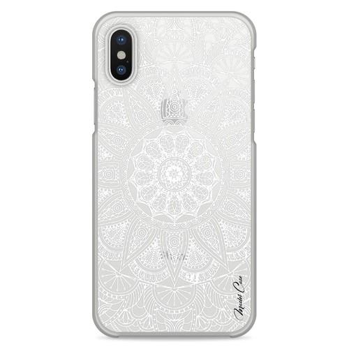coque iphone xr motif mandala