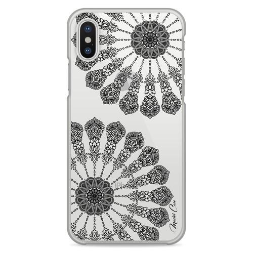 coque iphone xr dessin transparent