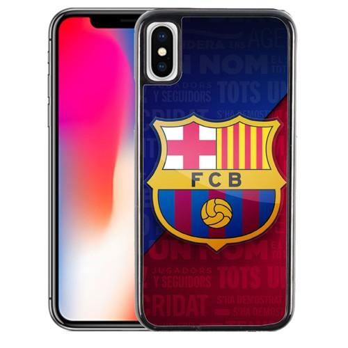 coque iphone xs football
