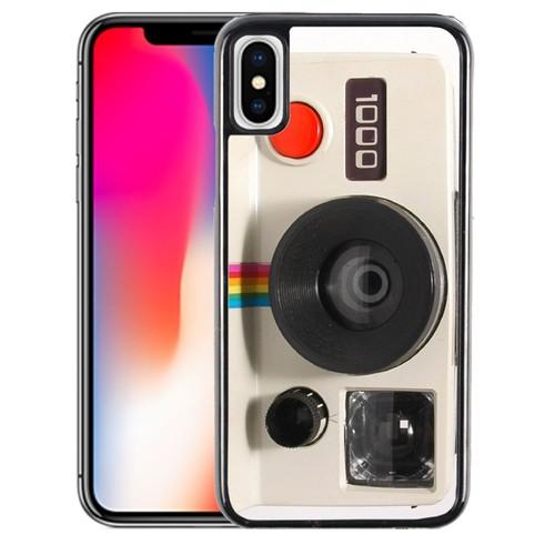 coque iphone xs max polaroid