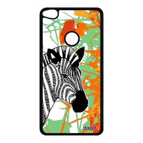 coque huawei p8 lite zebre