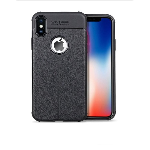 autofocus iphone x coque