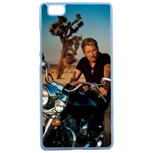 coque johnny hallyday huawei p8 lite 2017