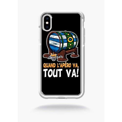 coque iphone xr proverbe