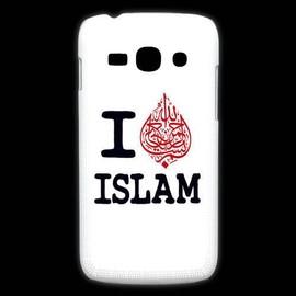 Coque Samsung Galaxy Ace3 I Love Islam