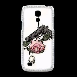 Coque Samsung Galaxy S4mini Armes Et Glamour Pr