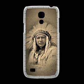 Coque Samsung Galaxy S4mini Indien D�Am�rique Zg 90