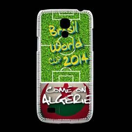 Coque Samsung Galaxy S4mini Mondial 2014 Football Alg�rie