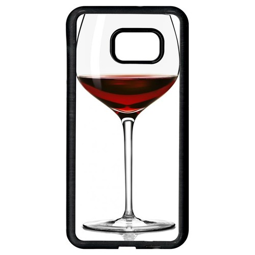 coque verre de vin galaxy s6 edge