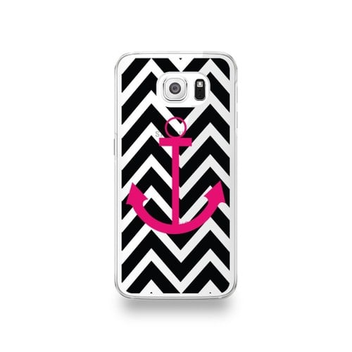 coque samsung galaxy s6 edge fushia