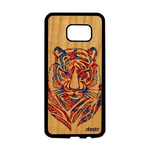 coque samsung s7 tigre