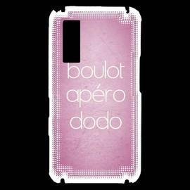 Coque Samsung Player One Boulot Ap�ro Dodo Rose Zg