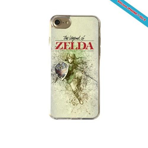 zelda coque iphone 8