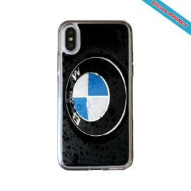 coque iphone x bmw silicone