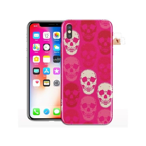 coque iphone x skull