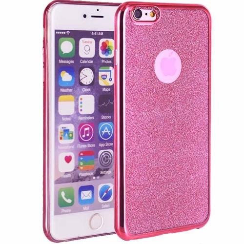 coque silicone paillette iphone 6