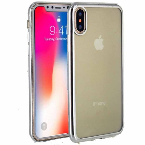 coque chrome iphone x