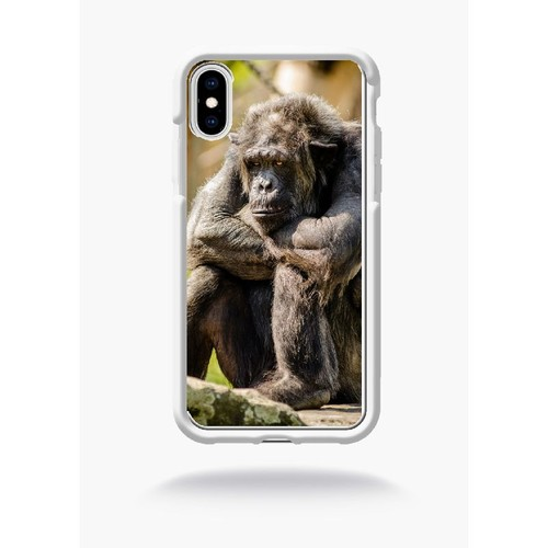 coque iphone xr singe