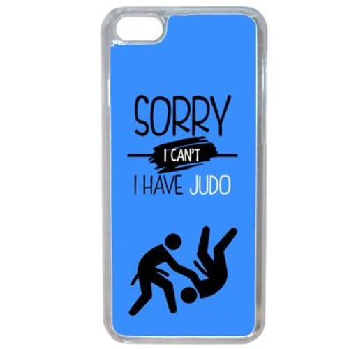 coque iphone 8 plus judo transparente