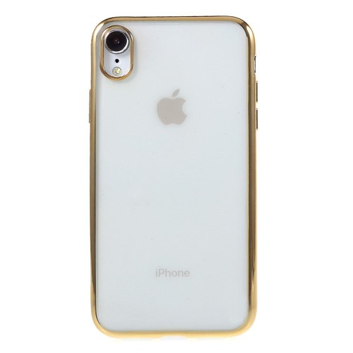 coque iphone xr gold
