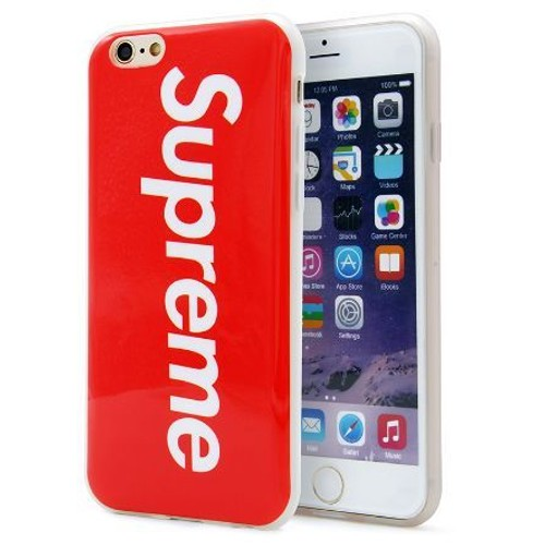 supreme coque iphone 7