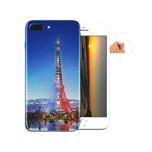 coque iphone 8 plus eiffel