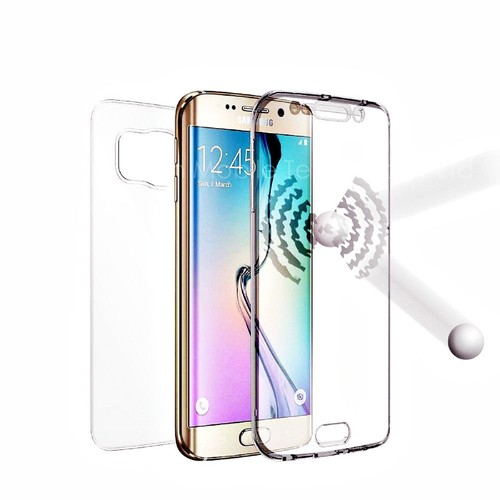 coque samsung s7 edge silicone transparent