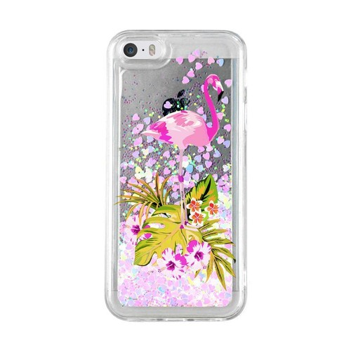 coque iphone 4 flamant rose