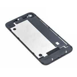 offer buy  coque vitre arriere pour iphone noir blanc accessoire pda apple