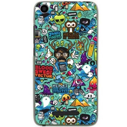 Coque wiko lenny 2 silicone motif scale pas cher for Coque portefeuille wiko lenny 2